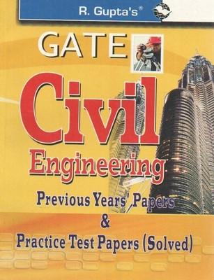 GATE Civil Engineering Papers (English) by RPH Editorial Board