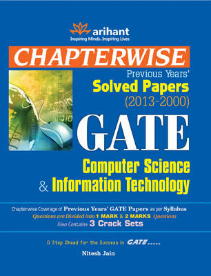 GATE Computer Science and Information Technology (English) by Jain N