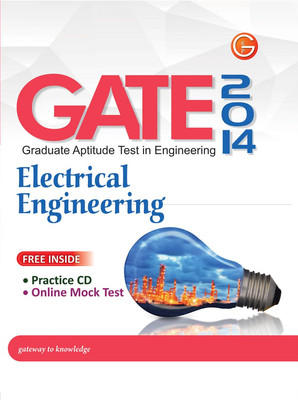 GATE Electrical Engineering (2014) (English) 11th  Edition by G K P