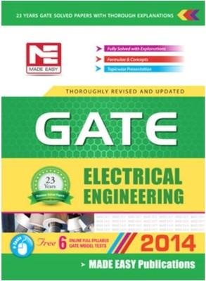 GATE Electrical Engineering - 2014 (English) by Made Easy