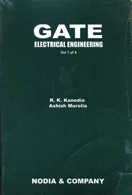 Gate Electrical Engineering Vol 1 of 4 (English) 1st  Edition by R K Kanodia