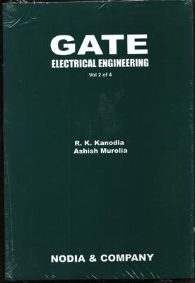 Gate Electrical Engineering Vol 2 of 4 (English) 1st  Edition by R K Kanodia