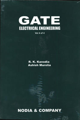 Gate Electrical Engineering Vol 4 of 4 (English) 7th  Edition by R K Kanodia