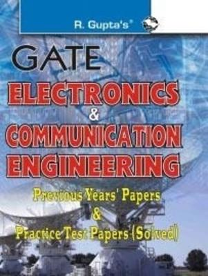 GATE Electronics Engg. Papers (English) by RPH Editorial Board