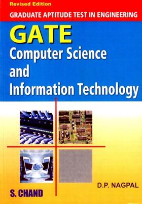 GATE Graduate Aptitude Test in Engineering: Computer Science and Information Technology (English) 01 Edition by D P Nagpal