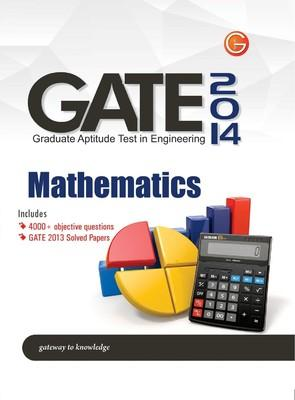 Gate Guide Mathematics 2014 PB (English) 11th  Edition by GKP