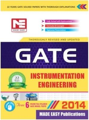 GATE Instrumentation Engineering - 2014 (English) by Made Easy
