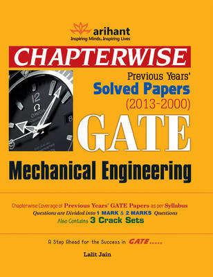 GATE Mechanical Engineering (English) by Jain L