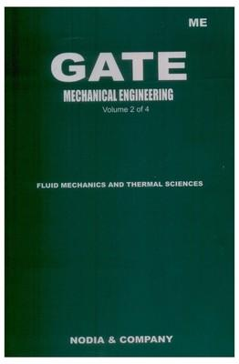 GATE Mechanical Engineering : Fluid Mechanics and Thermal Sciences (Volume - 2) (English) 1st Edition by Competitions Books