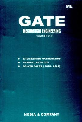 GATE Solved Paper Mechanical Engineering: Topicwise Previous Years Solved Papers with Complete Solutions 2013 : Topicwise Previous Years Solved Papers with Complete Solutions (English) 1st  Edition by NODIA