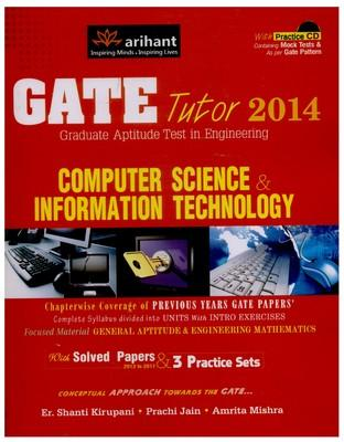 GATE TUROR COMPUTER SCIENCE AND INFORMATION TECHNOLOGY (English) by Kirupani S