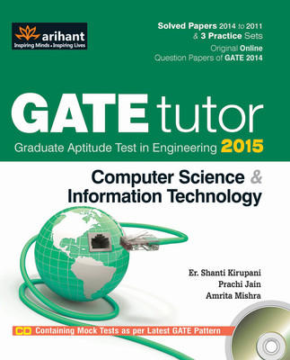 GATE Tutor 2015 - Computer Science & Information Technology (With CD) (English) 5th Edition