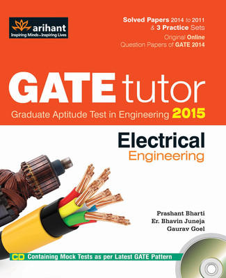GATE Tutor 2015 - Electrical Engineering (With CD) (English) 5th Edition