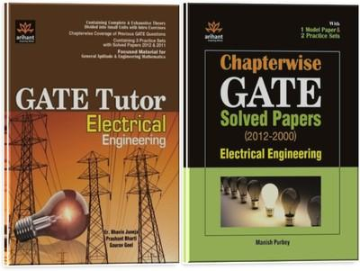GATE Tutor Electrical Engineering With Solved Papers (Set Of 2 Books) by