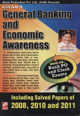 Competitive Socio Economic And Banking Awareness by Kiran Prakashan