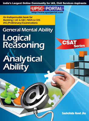General Mental Ability Logical Reasoning & Analytical Ability 1st Edition (English) 1st Edition by Sachchida Nand Jha