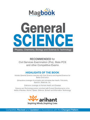 General Science (English) 2nd  Edition by Arihant Experts