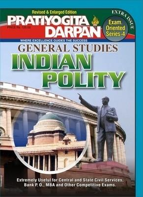 General Studies Indian Polity & Governance: Exam. Oriented Series-4 by Pratiyogita Darpan Editorial Board