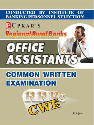 Gramin Bank Office Assistant Recuirtment Examination PB (English) by T S Jain