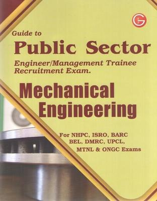 Guide to Public Sector Mechanical Engineering (English) 5th  Edition by Gkp