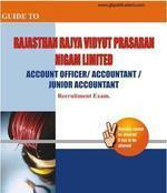 Guide to R.R.V.P.N.L Junior Accounts Officers recruitment Exam. by
