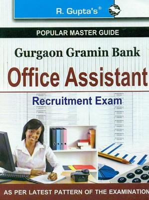 Gurgaon Grameen Bank Office Assistant Recruitment Exam Guide (English) by RPH Editorial Board