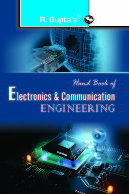 Handbook of Electronics & Communication Engineering (English) by RPH Editorial Board