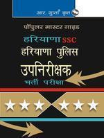 Haryana SSC-SI Exam Guide by RPH Editorial Board