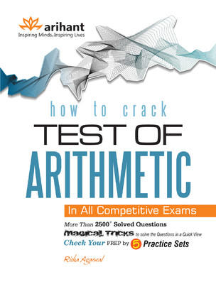 How to Crack - Test of Arithmetic (English) by Richa Agarwal
