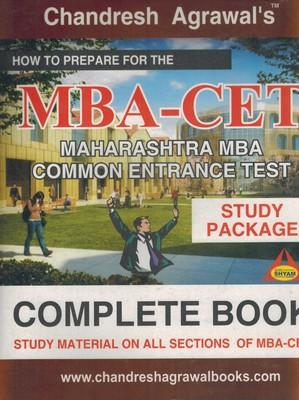 How to Prepare for the MBA-CET Maharashtra MBA Common Entrance Test: Study Package by Chandresh Agrawal