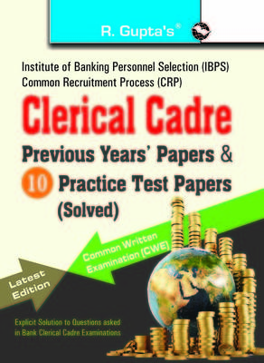 IBPS CRP - Clerical Cadre : Previous Year