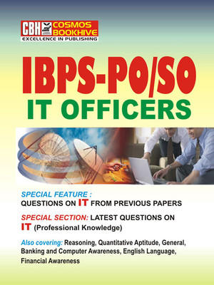 IBPS PO/SO IT Officers Recruitment Exam Guide by CBH Editorial Board