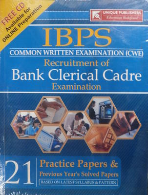 IBPS (CWE) Clerical Cadre (English) by Unique Research
