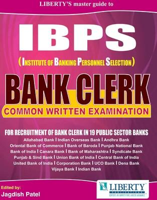 IBPS Bank Clerk by Jagdish I Patel