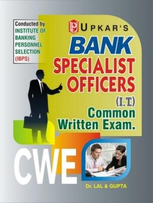 IBPS-CWE Bank Specialist Officers (I.T.) Common Written Exam by Lal, Gupta
