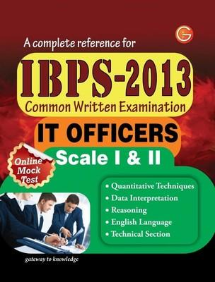 IBPS IT Officers: Online Mock Test (Scale - 1 and 2) (English) by GKP