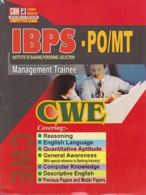IBPS POMT CWE Guide (English) by CBH Editorial Board