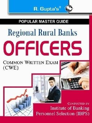 IBPS Regional Rural Banks Officers CWE (English) by RPH Editorial Board