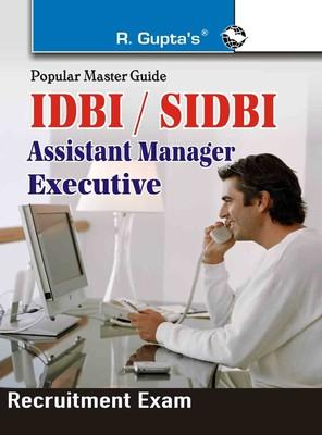 Popular Master Guide IDBI / SIDBI : Assistant Manager Executive (English) by RPH Editorial Board