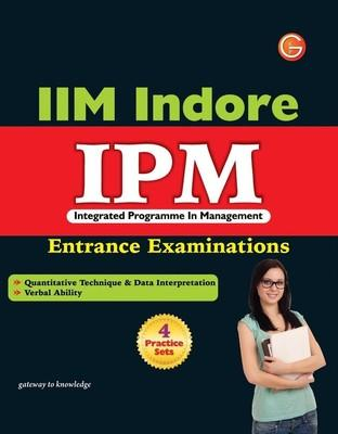IIM Indore IPM ( Integrated Programme in Management) PB (English) 1st  Edition by GKP