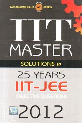 IIT Master Solutions to 25 Years IIT-JEE 2012 (English) 1st Edition by TMH