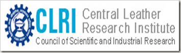 Central Leather Research Institute (CLRI), Chennai announces Junior Research Fellow (JRF) 2015