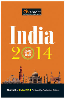 India - 2014 (English) 1st Edition by Arihant Experts
