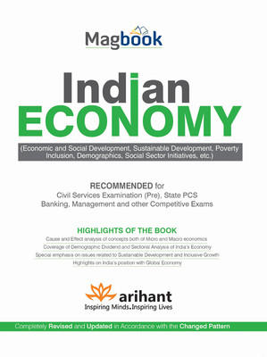 Indian Economy (English) 2nd  Edition by Arihant Experts