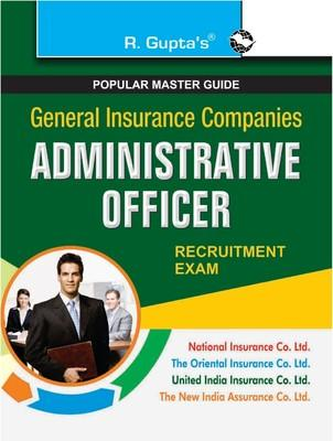 Insurance Administrative Officer Exam Guide (English) by RPH Editorial Board