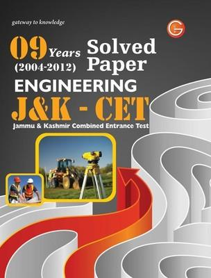 Jammu and Kashmir CET Explorer Solved (English) by GKP