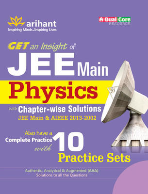 JEE Main Physics with Chapterwise Solutions (JEE Main & AIEEE 2013-2002) (English) by Experts Compilation