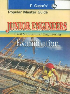 Jr Engineers Exam Guide: Civil and Structural Engineering (English) by RPH Editorial Board