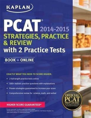 Kaplan PCAT (English) by Kaplan