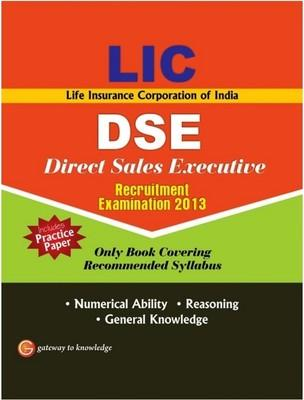 LIC - DSE Recruitment Examination 2013 (English) 2nd  Edition by GKP